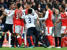 Konsa intéresse Arsenal et Tottenham. AFP