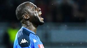 Il PSG tenta Koulibaly. AFP