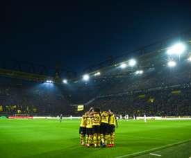 Dortmund retrouve le chemin de la victoire. AFP
