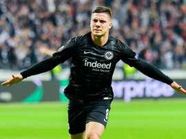 Jovic is one of the stars to watch at the U21 Euros. AFP