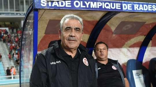 La Tunisie n'a plus de sélectionneur. AFP
