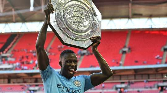 Benjamin Mendy has been a revelation on social media since moving to the Premier League. AFP