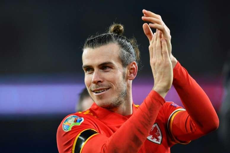 Mourinho cree que Bale se estrenará pronto con el Tottenham. AFP