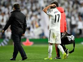 Lucas Vazquez bientôt de retour. AFP