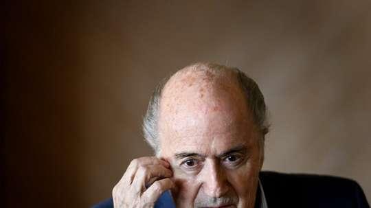 Soupçons de corruption autour du Mondial 2006. AFP