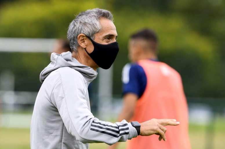Sousa négocie son départ de Bordeaux. AFP