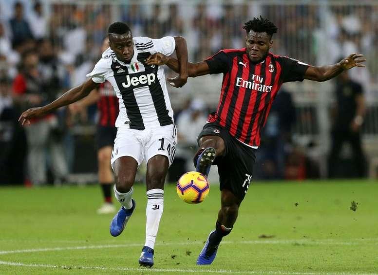 Los rojiblancos prepararían una oferta para el Milan. AFP