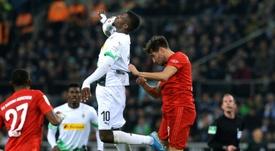 Escalações confirmadas para Bayern e Gladbach. AFP