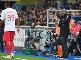 Les compos probables du match de Ligue 1 entre Monaco et Strasbourg. AFP
