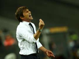Antonio Conte, un goût de revanche sur le banc de l'Inter. AFP