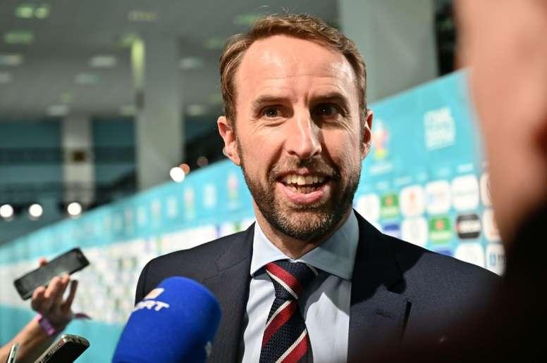 l'Angleterre jouera l'Autriche et la Roumanie en juin. AFP