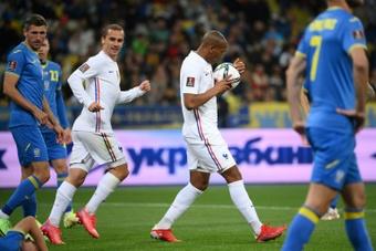 La France à nouveau accrochée en Ukraine. afp