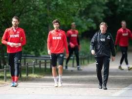 The team that threatened the resumption of the Bundesliga returns. AFP
