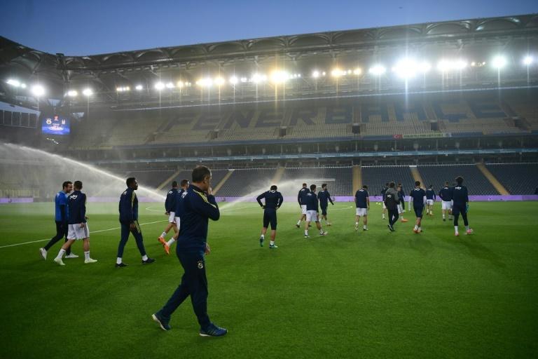 Besiktas éliminé après avoir boycotté Fenerbahçe