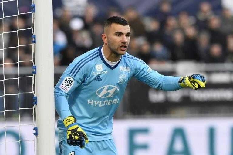 Lopes forfait contre l'AS-Saint-Etienne — OL
