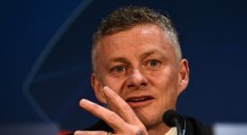 Solskjaer ripone fiducia nel precedente contro il PSG. AFP