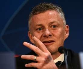 Solskjaer optimiste pour Rashford et Matic contre le Barça. AFP