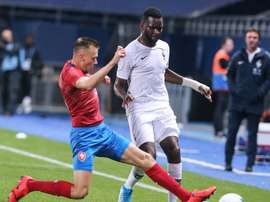 Euro Espoirs: Odsonne Edouard, le Bleuet qui marque les buts par deux. AFP