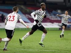 Angleterre: Pogba remet Manchester United au pouvoir !