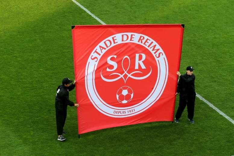 Le Stade de Reims a été relaxé .afp