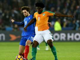 Kessie dreams of joining United. AFP