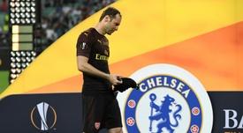Uma possível traição no Stamford Bridge. AFP