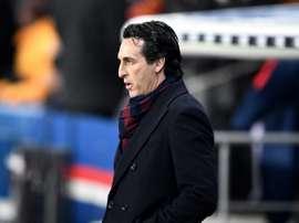 O espanhol estará a pensar no duelo pela Champions League. AFP