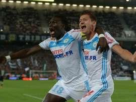 Depois de um bom ano no regresso a França, Gomis vai em busca do sucesso na liga turca. AFP