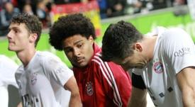 Mönchengladbach creuse l'écart. AFP