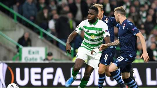 Celtic could accept a reduced transfer fee. AFP