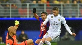 Valverde poderia ter jogado no Arsenal. AFP