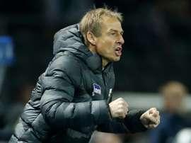 Klinsmann épinglé pour avoir perdu sa licence d'entraîneur. AFP