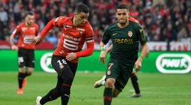 Dura batalla en la Ligue 1 por llevarse a Ben Arfa. AFP