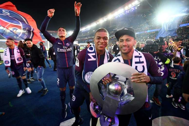 Official Psg Declared Ligue 1 Champions For 2019 20 Besoccer
