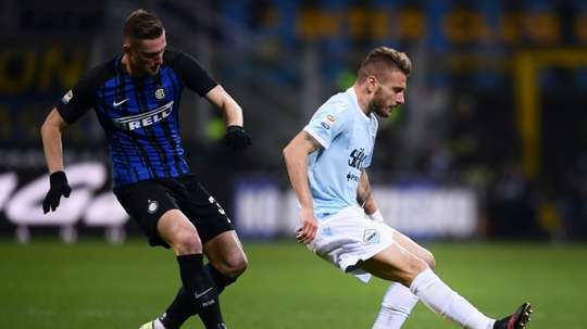 Milan Skriniar is one of Inter's most coveted talents. AFP
