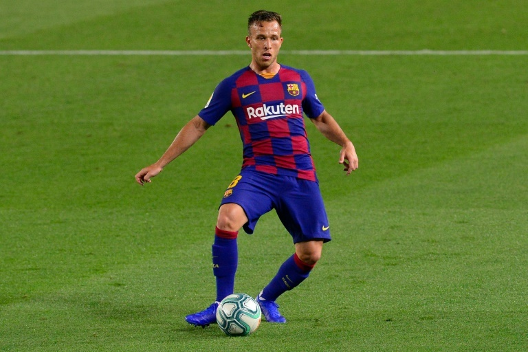 Champions League: Arthur refuses to play for Barcelona again
