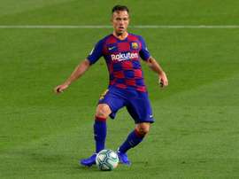 Arthur Melo drama continues: the club will open disciplinary proceedings. AFP