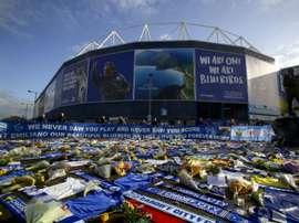 Le club de Cardiff sera représenté aux funérailles de Sala. AFP