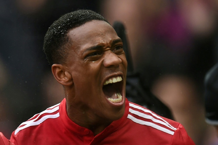 Une grosse amende pour Martial — Manchester United