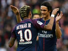 Assiste, marca, Neymar Júnior tem sido o 'pacote completo' em Paris. AFP