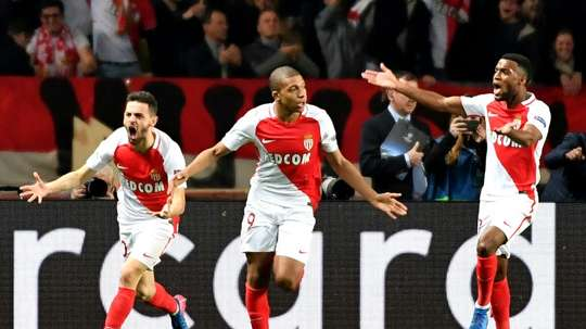 Mbappe and Silva know each other well. AFP