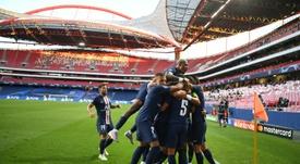 C1: la presse européenne salue la qualification 'historique' et 'méritée' du PSG