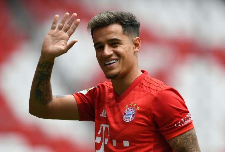 Three Premier League clubs wanted Coutinho. AFP
