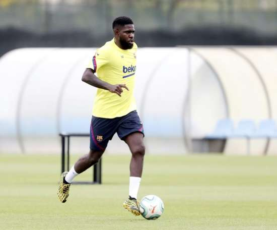 Umtiti finalement vers l'Angleterre ? AFP