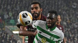 Crystal Palace pose 23 millions pour Odsonne Edouard. AFP