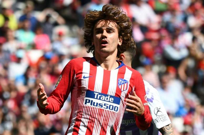 Griezmann could be set for a move to Barça. AFP