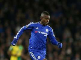 Ramires gostaria de voltar ao Chelsea. AFP