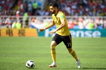 Carrasco : Je me sens plus Belge, et je veux gagner cet Euro. afp