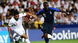 La France renverse l'Angleterre, la Roumanie surprend. AFP