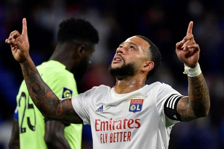 Le classements des meilleurs buteurs de Ligue 1 2020-21. AFP